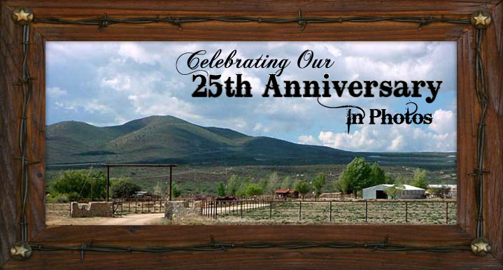 Celebrating Our 25th Anniversary in photos... Click Here